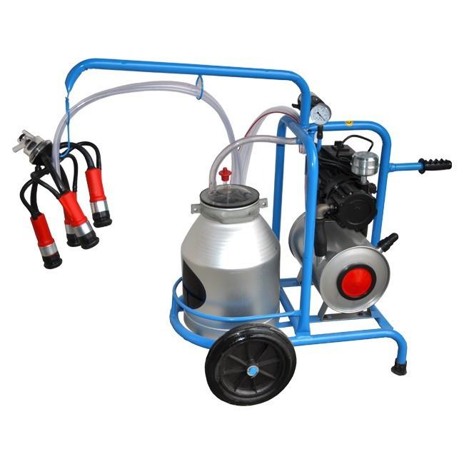 Доїльний апарат для корів Теһпо MS DO1-1T (бак 40 л)