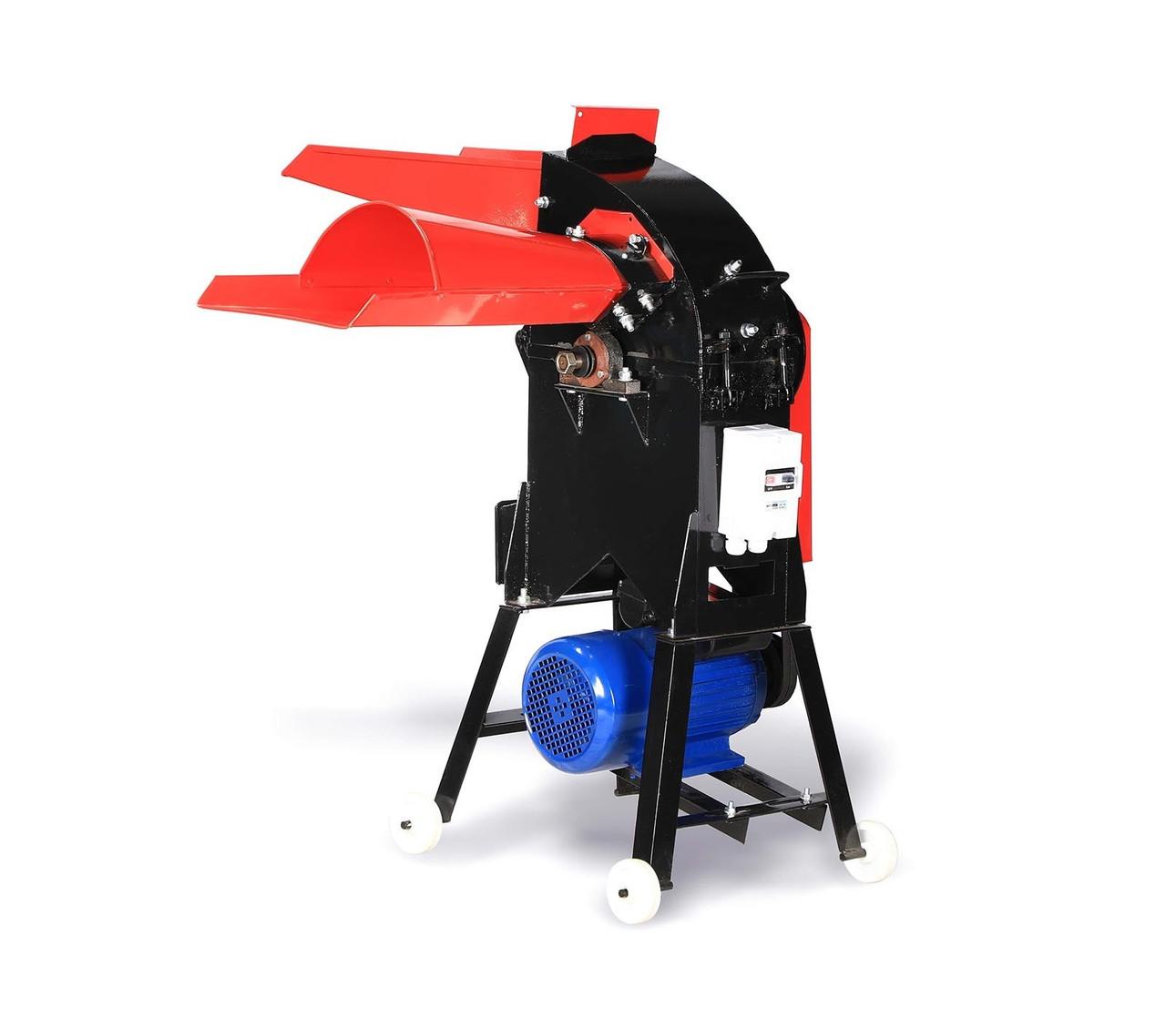 Подрібнювач кормів (зернодробарки, ДКУ) Tehno MS MS-350