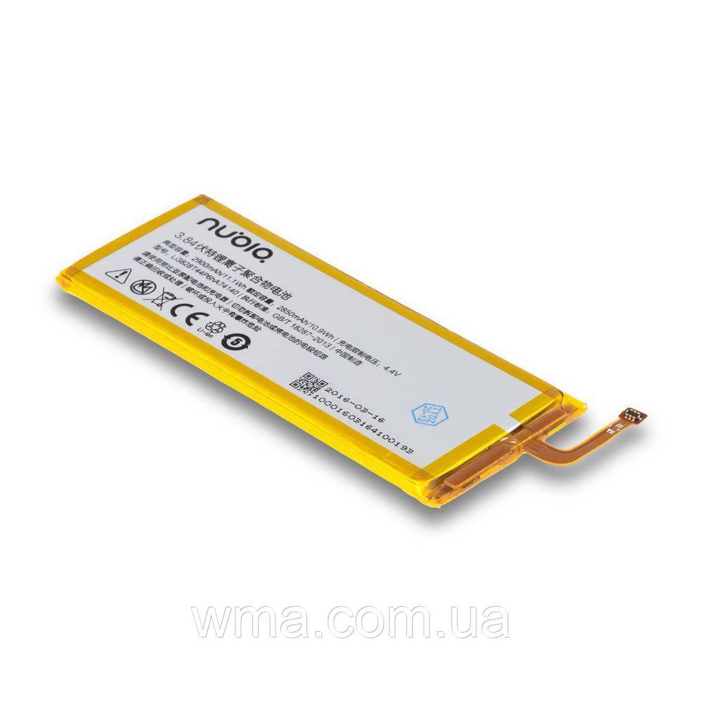 Акумулятор ZTE Nubia Z9 Max / Li3828T44P6hA74140 Характеристики AAAA