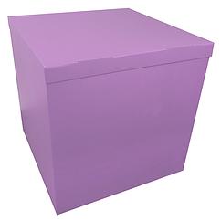 Коробка сюрприз большая Лиловая