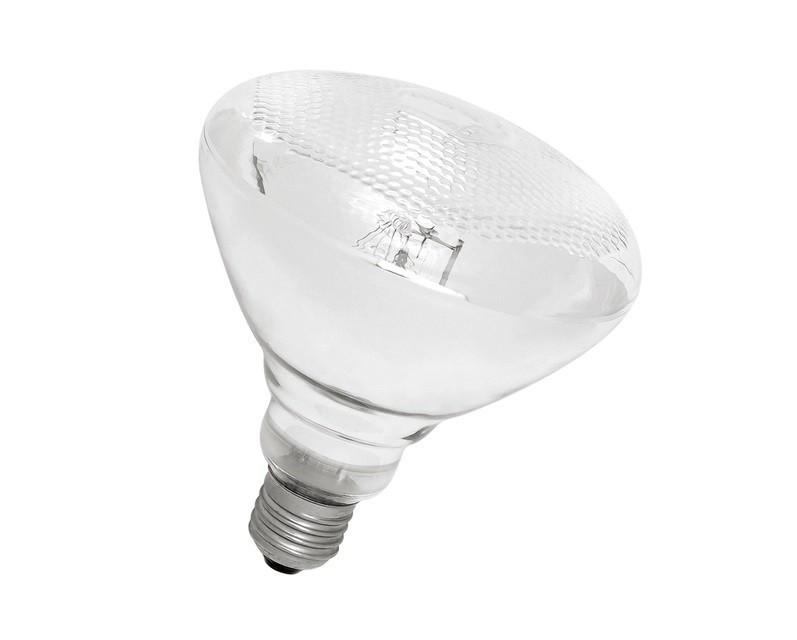 Лампа інфрачервона Tehno MS PAR38 колір скла білий 250 Вт