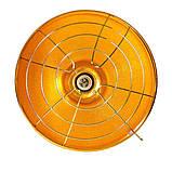 Рефлектор для інфрачервоної лампи (абажур) Tehno MS S1022 бронзовий колір, фото 5