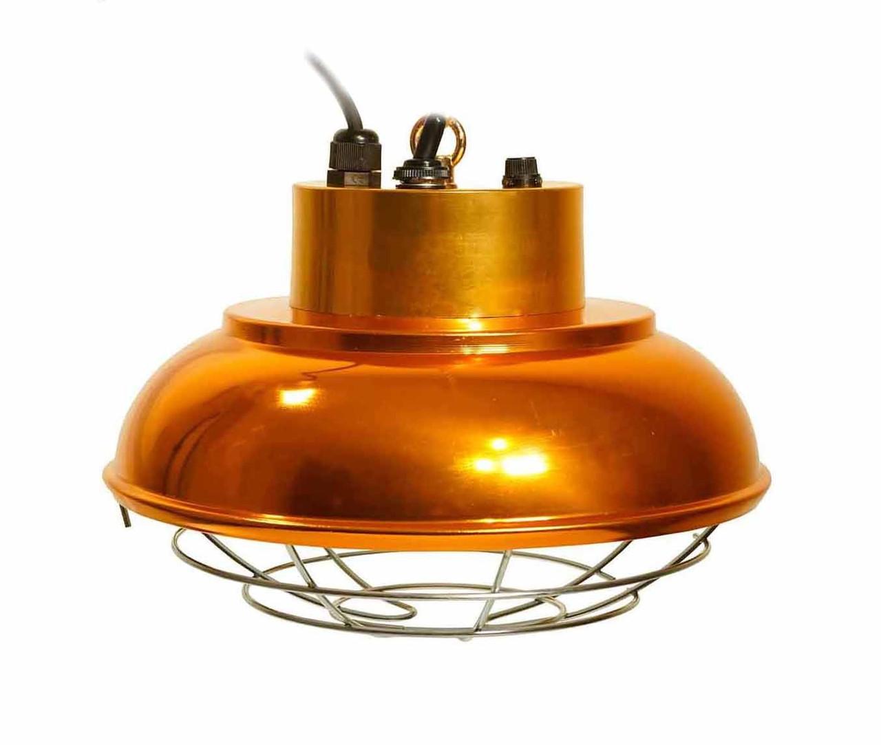 Рефлектор с галогенной лампой (абажур) Tehno MS  S1030 цвет бронза