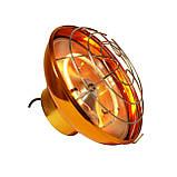 Рефлектор с галогенной лампой (абажур) Tehno MS  S1030 цвет бронза, фото 2