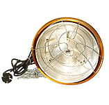 Рефлектор с галогенной лампой (абажур) Tehno MS  S1030 цвет бронза, фото 4