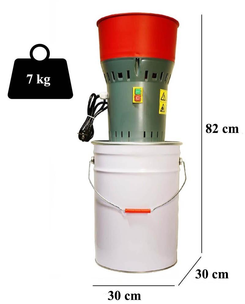 Зернодробилка (мельница, мукомолка) Tеhno MS Holz Mill 25