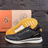 Мужские серые кроссовки BS Running Grey, фото 2