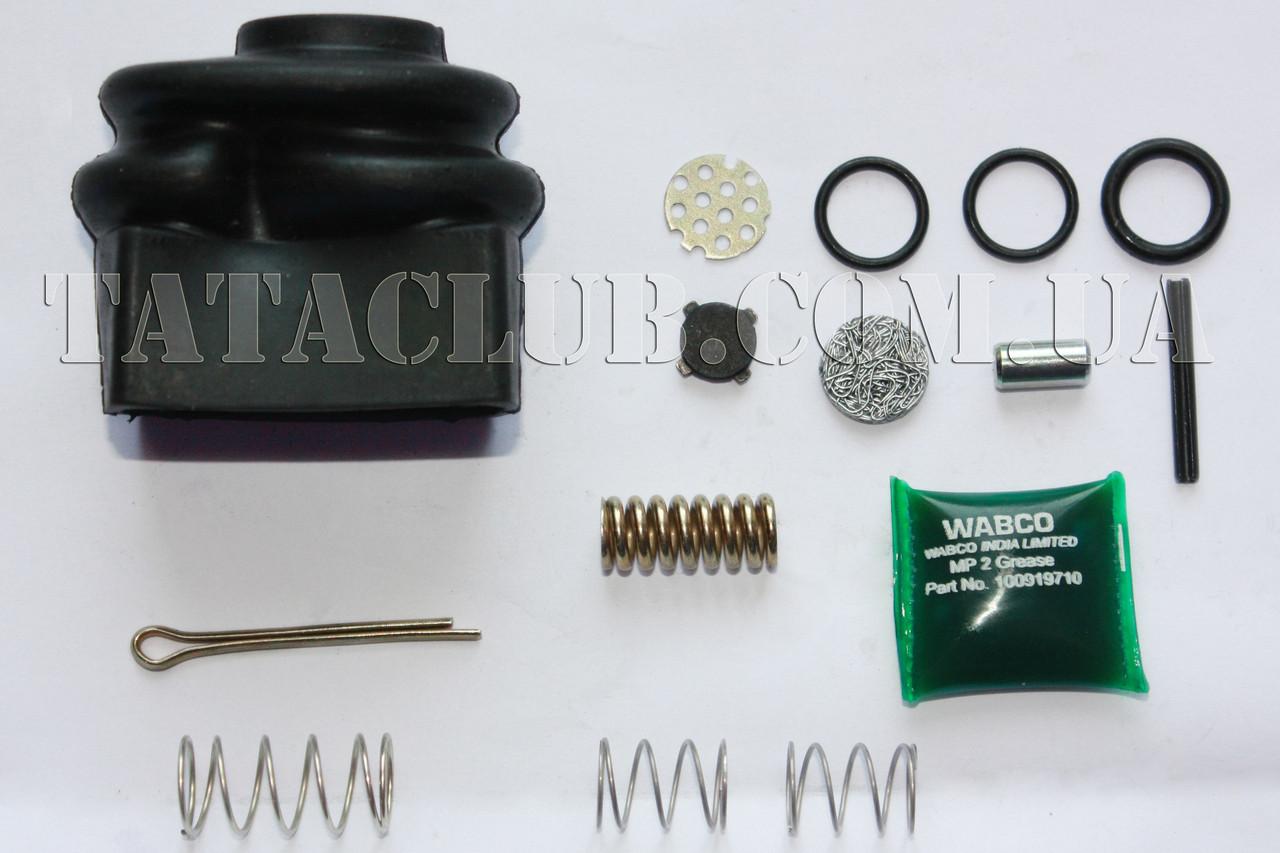 Ремкомплект стояночного крана (без соединителей VOSS) (613 EII) TATA MOTORS