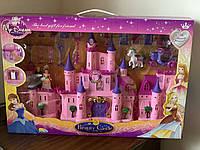 Сказочный Замок принцессы Beauty Castle SG-2959 домик для куклы, кукольный дом с мебелью ВИДЕО ОБЗОР