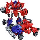 """Конструктор робот-трансформер """"Deformation Warrior: Red Detent"""" 28 см Червоний, фото 2"""