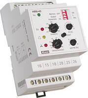 Реле контроля напряжения в 3- фазних сетях HRN-43N AC230
