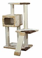 Напольная когтеточка-игровой комплекс для кошек Trixie Almeria