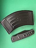 Купить нож Boker Kalashnikov XXL Auto Bowie D2 Black, фото 2