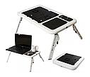 Складной столик для ноутбука E-TABLE, фото 6