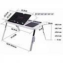 Складной столик для ноутбука E-TABLE, фото 8