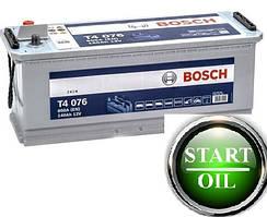 Аккумулятор BOSCH 140Ah 800A (T4 076) 0092T40760