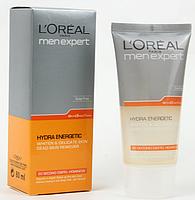 Очищающий гель L'Oreal Men Expert Hydra Energetic «Утреннее пробуждение», 80 ml MU64 /5-1
