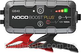 Автономное пуско-зарядное устройство NOCO genius GB40 12V, 1000А + USB (5V / 2,1A)