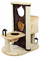 Напольная когтеточка-игровой комплекс для кошек Trixie Amelia