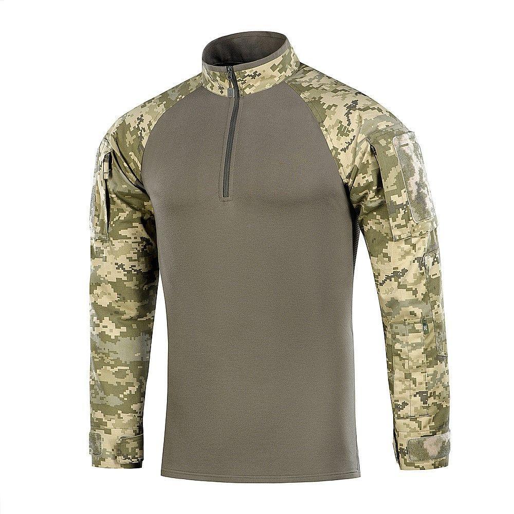 Рубашка военная боевая пиксель Зсу Ubacs