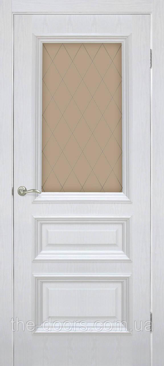 Двери ОМиС Сан Марко 1.2 стекло бронза