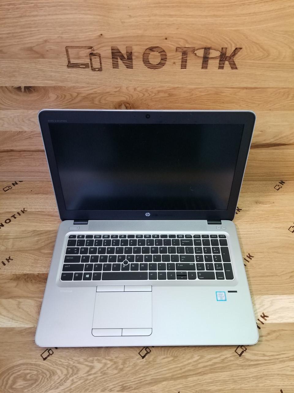 HP EliteBook 850 g3 i7-6600U 2.6GHz/16Gb/256 Gb SSD/Intel HD 520+AMD R7 M350/Full HD 1920*1080 підсвітка