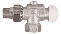 """Термостатический клапан HERZ-TS-90, угловой специальний 1/2"""""""