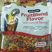 Гранульований Корм ZuPreem FruitBlend 1.6 кг