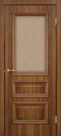 Двері Оміс Сан Марко 1.2 скло бронза Вільха европеская, 600