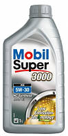 Моторне масло Mobil Super 3000 XE 5W-30 1л
