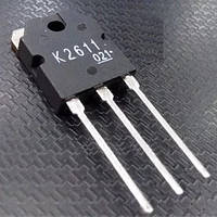 Транзистор полевой MOSFET 2SK2611 K2611 TOSHIBA