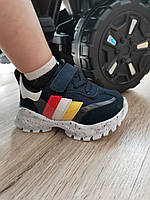 Кроссовки детские 21-24 (13-14,5 см) на мальчика