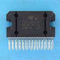 УНЧ Hi-Fi 4x40Вт STM TDA7850A FlexiWatt27