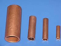 Медная Гильза М120 Производство кабельных медных гильз, наконечников, зажимов