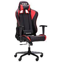 Кресло VR Racer Shepard черный/красный БЕСПЛАТНАЯ ДОСТАВКА !