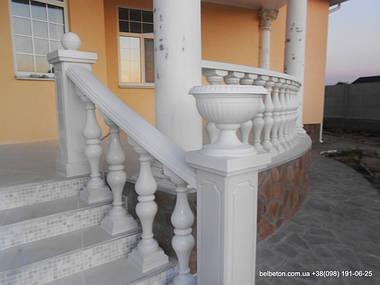 Балясины Киев   Балюстрада бетонная в Киеве и Киевской области