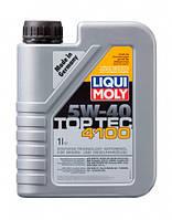Масло моторное Liqui Moly TOP TEC 4100 5W-40 1л