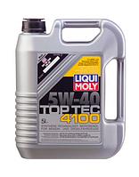 Масло моторное Liqui Moly TOP TEC 4100 5W-40 5л