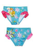Плавки для девочек Frozen 2-6 лет