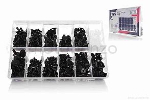 Набір авто кліпси (андапкі, пістони) 12 видів, 350шт