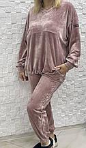 Велюровый женский прогулочный костюм Хит продаж S, M, L, XL, 2XL, 3XL,
