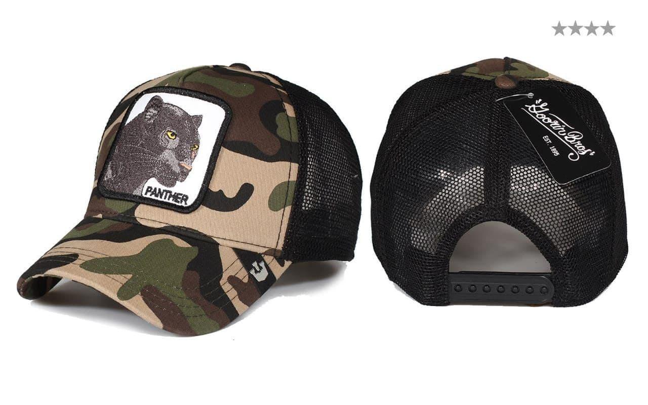 Брендовий кепка Goorin Brothers CK2435 камуфляж