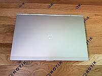 Ноутбук HP EliteBook 8470p i5-3210M 2.5GHz/8Gb/240 Gb SSD/Intel HD 4000/HD 1366*768/підсвітка клавіатури, фото 5