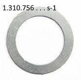 Шайба регулировочная OROS HSA 1.310.756 1мм
