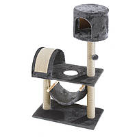 Напольная когтеточка-игровой комплекс для кошек Ferplast PA 4027