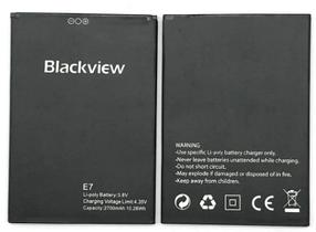 Акумулятор (Батарея) для Blackview E7 (2700 mAh) Оригінал