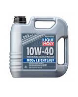 Масло моторное Liqui Moly MoS2 Leichtlauf 10W-40 4л