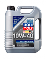 Масло моторное Liqui Moly MoS2 Leichtlauf 10W-40 5л
