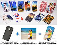 Печать на чехле для HTC One M9 (Cиликон/TPU)