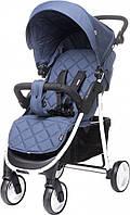 Прогулочная коляска 4Baby Rapid цвет navy blue